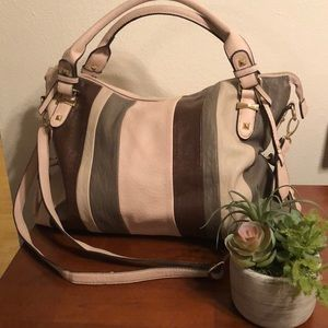 Jessica Simpson Crossbody Hobo Handbag